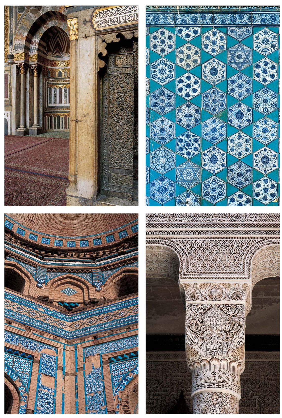 décors d'islam
