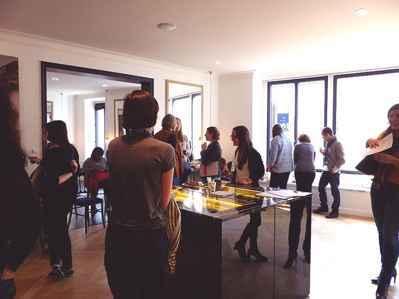 événement blogueurs éditions Stock