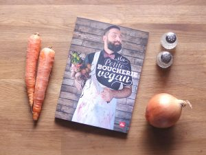 Livre Ma petite boucherie vegan