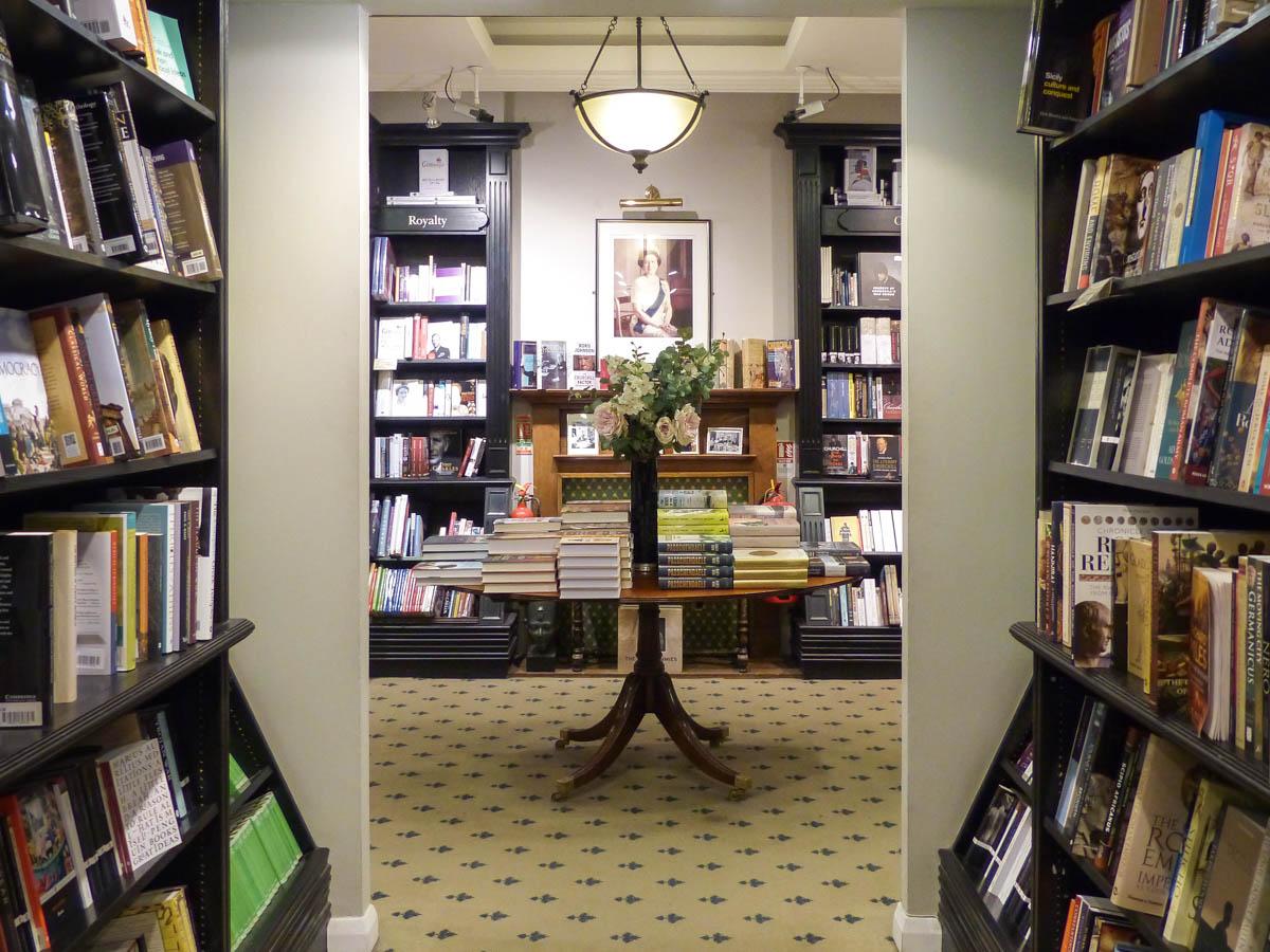 librairie londres - Hatchard