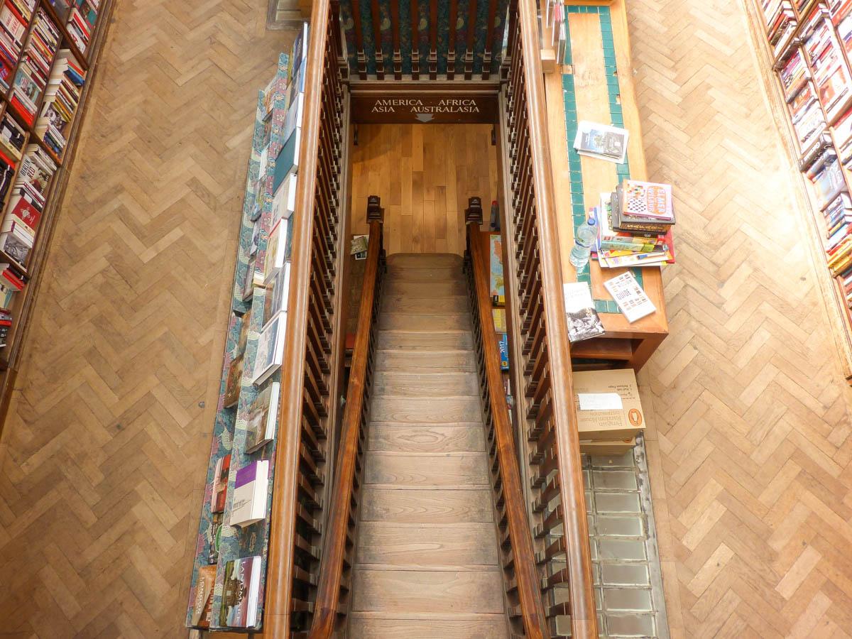 librairie londres - daunt books