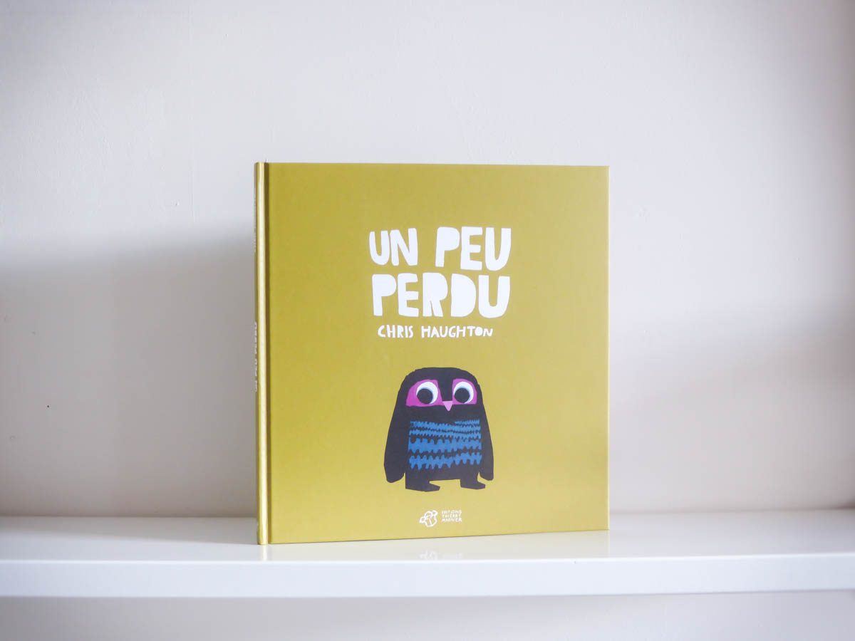 Un peu perdu - Chris Haughton