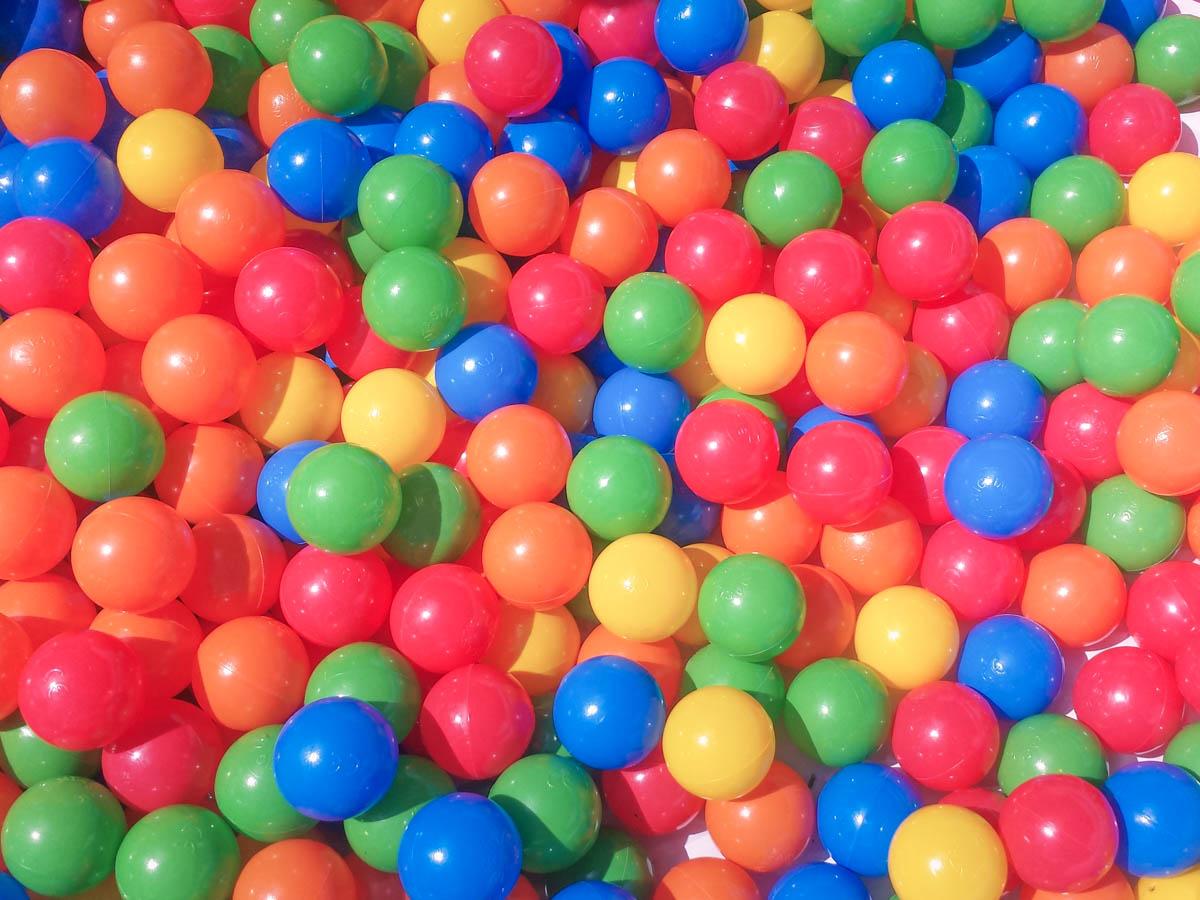 boules couleurs