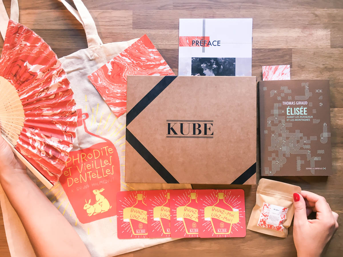 contenu box Kube