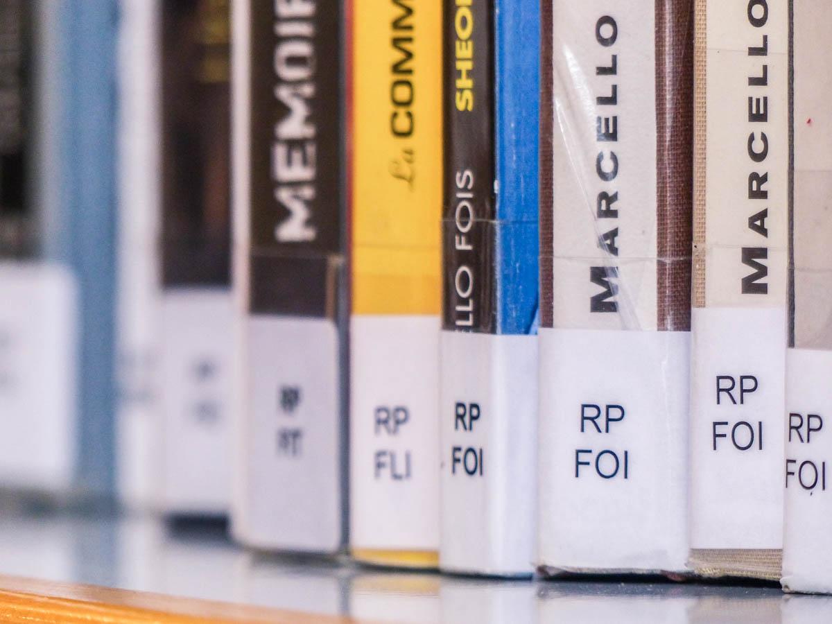 métier bibliothécaire