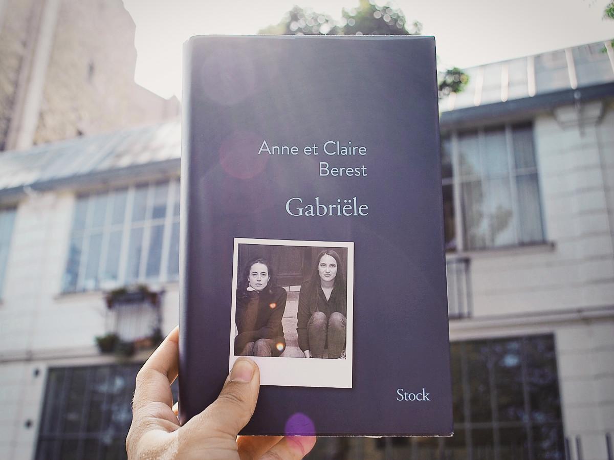 Gabriele de Anne et Claire Berest