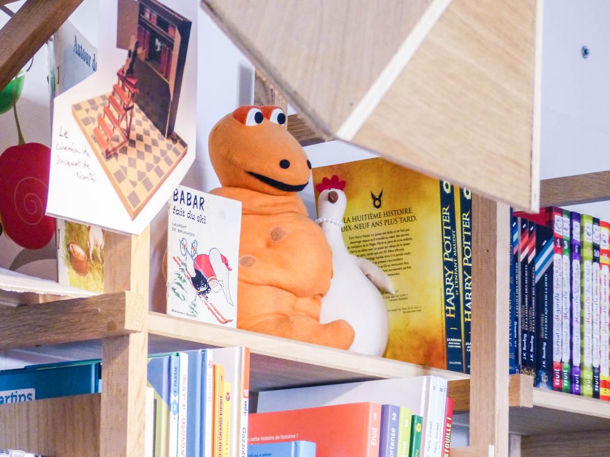 Librairie les bien-aimées - Casimir