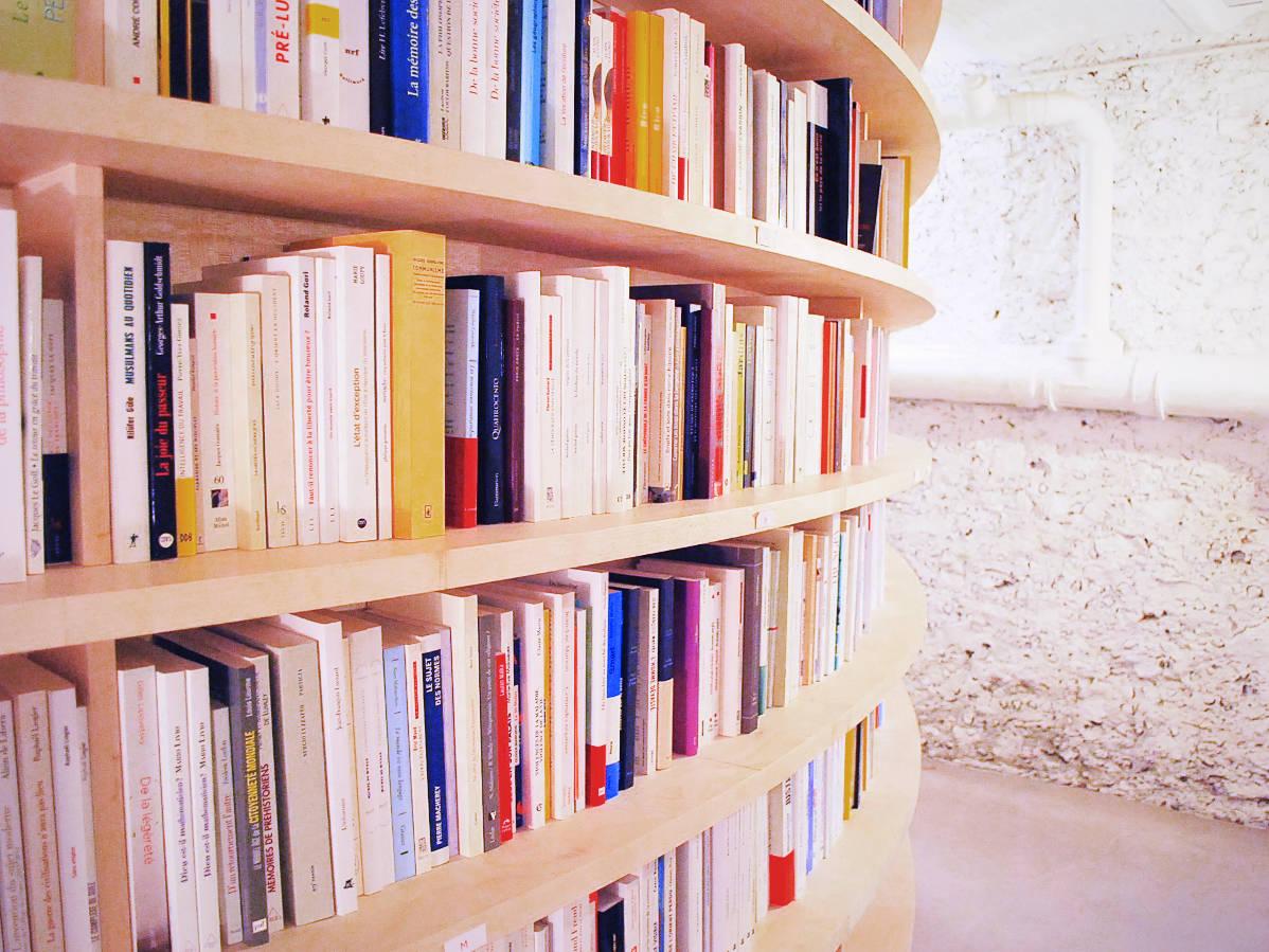 bibliothèque école les mots